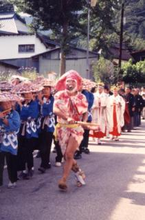 千国諏訪神社例祭
