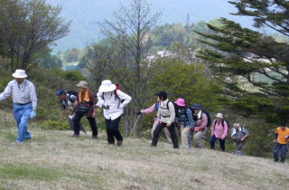 山田牧場ハイキングコース