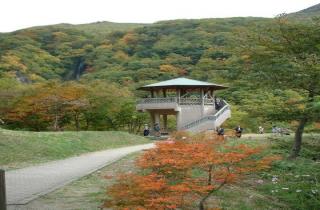 八滝展望台