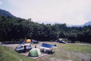 栃川高原キャンプ場
