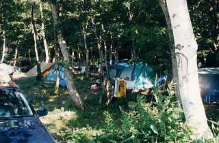 のよさの里オートキャンプ場