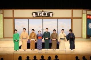 "All-Japan student rakugo championship ""measures biography grand prix"""