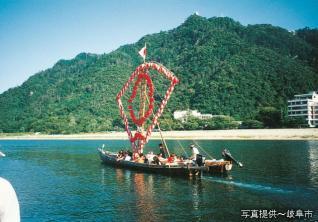 長良川まつり(鮎供養)