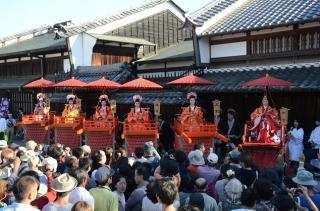 【2020年中止】おん祭MINOKAMO2020秋の陣 太田宿中山道まつり