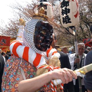 古井神社の祭礼