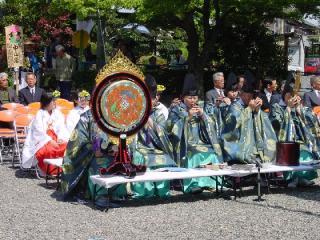 和宮の例祭