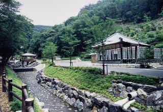 清水谷川公園
