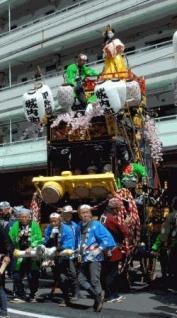 静岡浅間神社 廿日会祭