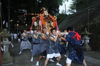 岩淵祇園祭典
