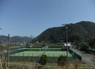 松崎町総合グラウンドテニスコート
