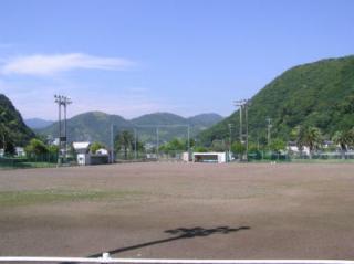松崎町営野球場