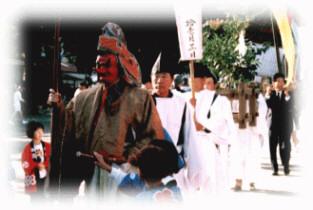 鹿島神社お船神事