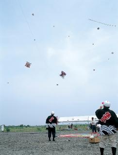 吉田町凧揚げまつり