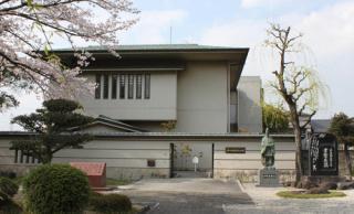 像書的美術館春日井市建道路一樣的紀念館
