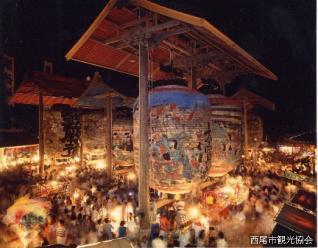 三河一色大提灯まつり | 全国観光情報サイト 全国観るなび(日本観光振興協会)