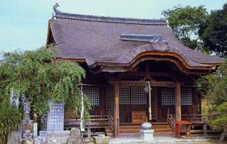 本堂及び宝塔・付須弥壇(性海寺)