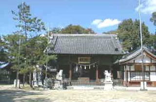 横根藤井神社