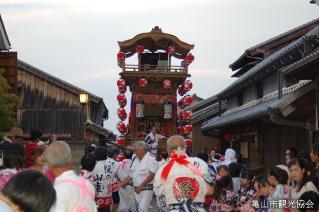 関宿夏まつり