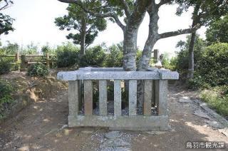 九鬼嘉隆的軀幹冢和頭頸冢
