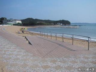 浅利ヶ浜海水浴場