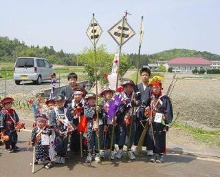 【中止】辻沢の竹馬祭