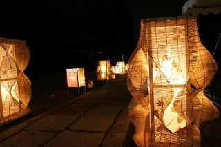 中山道灯り路