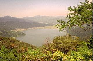 余呉湖(体験観光)