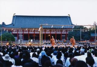 第71回京都薪能