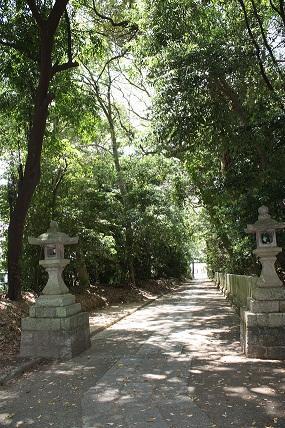 和伎座天乃夫岐賣神社(涌出宮)