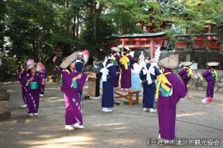 おかげ踊り(白山神社)