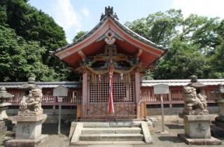 延喜式内社雙栗神社