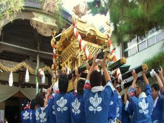 【中止】岩屋神社秋大祭