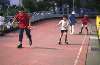 伊丹市立溜冰場