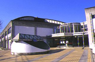 伊丹市立緑ケ丘体育館・緑ケ丘武道館