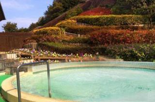 天然温泉「東浦花の湯」