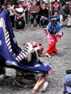 四社神社秋祭り