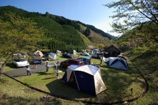 みつえ青少年旅行村キャンプ場