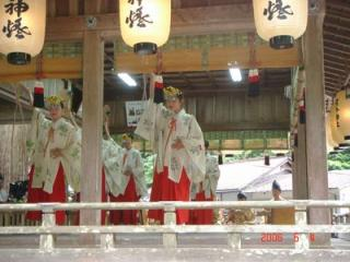 河分神社 秋祭り