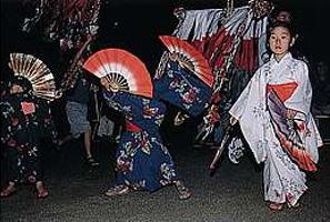 【中止2020年】十津川の大踊り