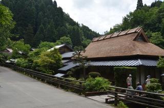 板井原村落