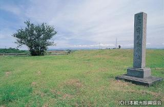 斎尾廃寺跡