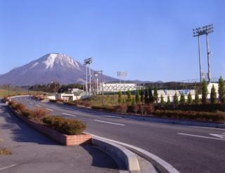 伯耆町総合スポーツ公園