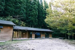 玉峰山森林公園林間キャンプ場