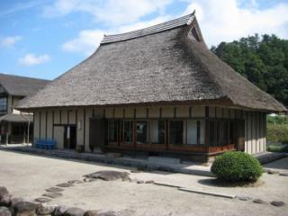 横田郷土資料館
