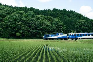 トロッコ列車×町内観光×お買い物 奥出雲よくばりバスツアー