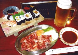 寿司・焼肉しのぶ