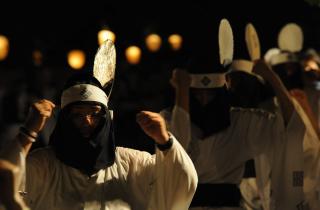 津和野盆踊り
