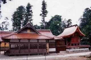 3渡八幡神社