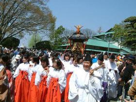 【2021年開催中止】宗忠神社の御神幸