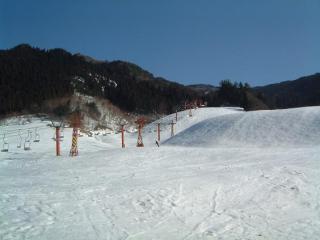 大茅スキー場